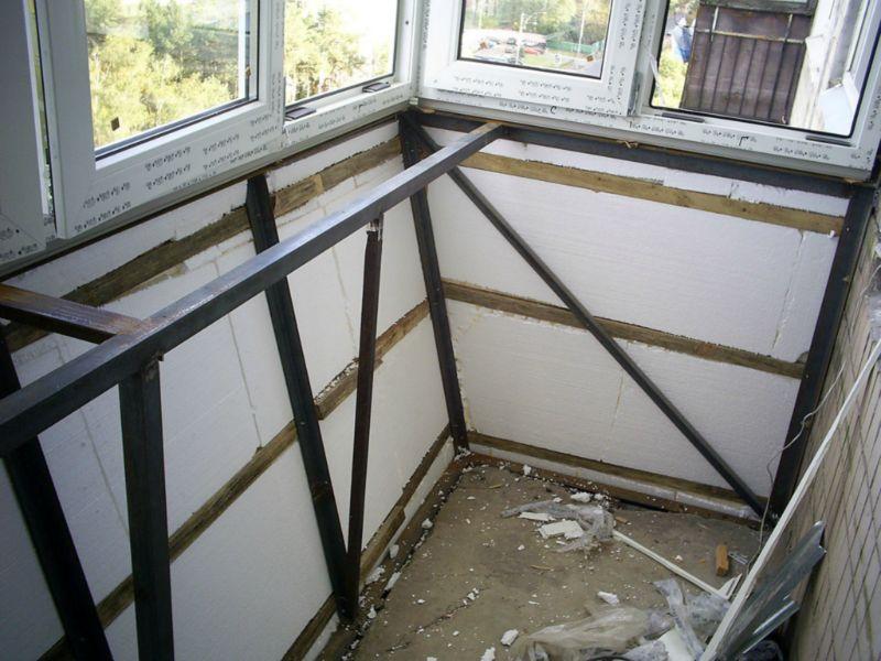 Остекление балконов и лоджий своими руками видео