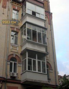 Балкон№237